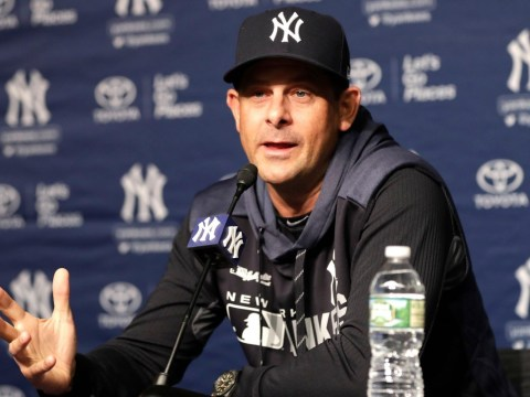 Aaron Boone - Media Manager (Photo: USA Today Post)
