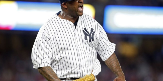 CC Sabathia - Grit And Determination (Photo: USA Today)