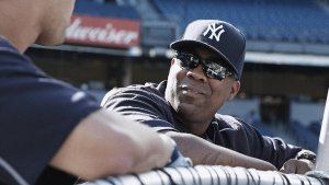 Marcus Thames, Yankees Hitting Coach (Photo: Twitter)