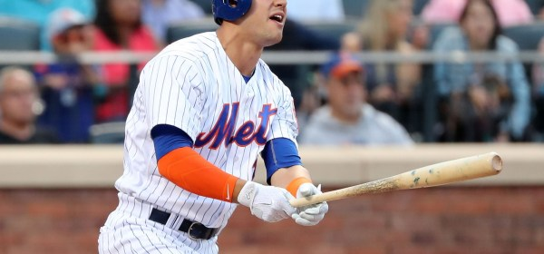 Michael Conforto - A Player Coming Into His Own (Photo: New York Post)