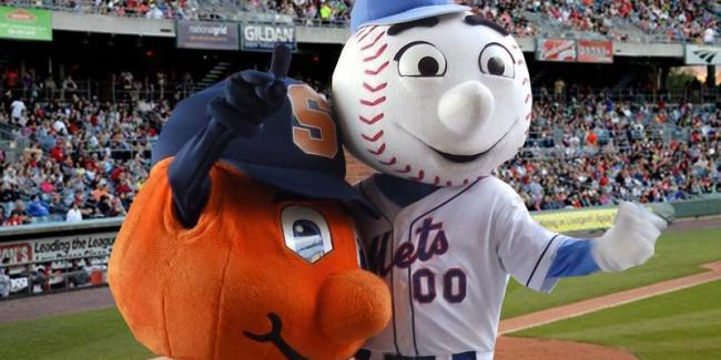 Syracuse Mets Inaugural Season 2019 (Photo: The 7 Line)