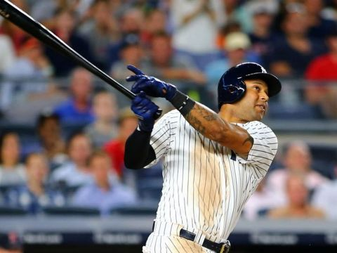 Aaron Hicks, Switch-Hitter New York Yankees (Photo: USA Today)