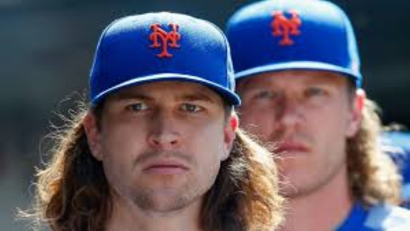Mets One-Two Punch deGrom & Syndergaard (Photo: 12up.com)