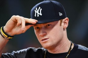 Clint Frazier - Yankees Odd Man Out? (Photo: NJ.com)