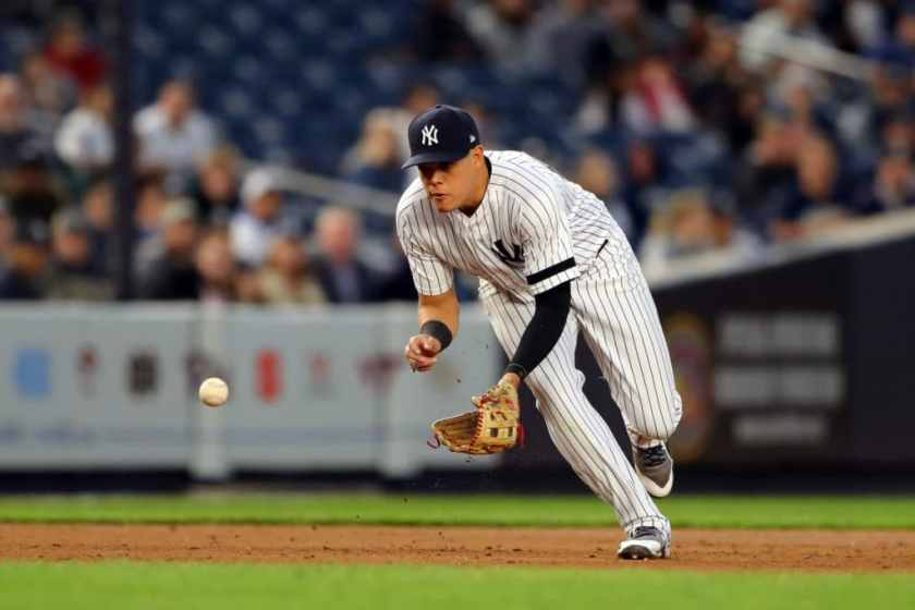 Gio Urshela, Yankees Mr. Clutch (Photo: The Athletic)