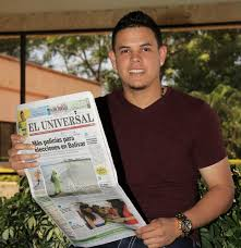 Gio Urshela, Familia (Photo: eluniversal.com.co)