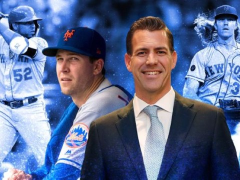 Brodie Van Wagenen, Mets GM (Photo: SNY)