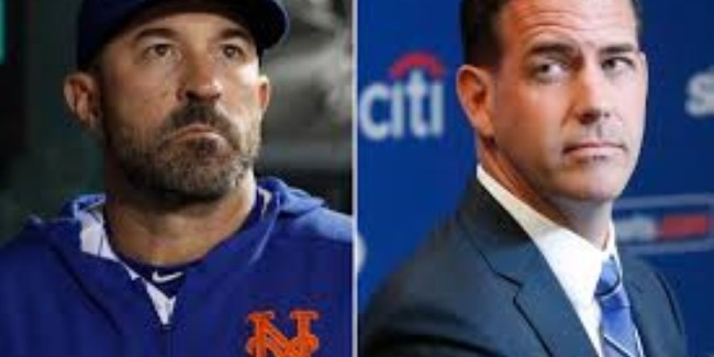 Mickey Callaway & Brodie Van Wagenen - Ne'er the twain shall meet (Photo: New York Post)
