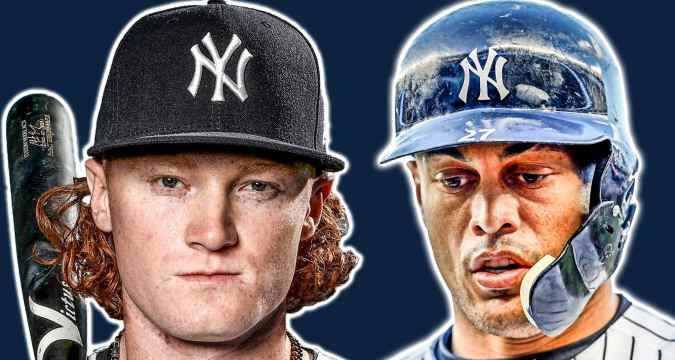 Yankee's Roster Crunch - Frazier vs. Stanton (Photo: Elite Sports NY)