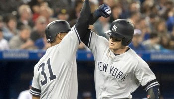 Clint Frazier - A Troubled Young Man (Photo: AP)