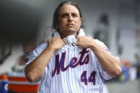 Jason Vargas, Former Mets Starting Pitcher (Photo amazinavenue.com)