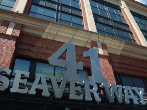 41 Seaver Way, the new address of Citi Field (Photo: Newsday)