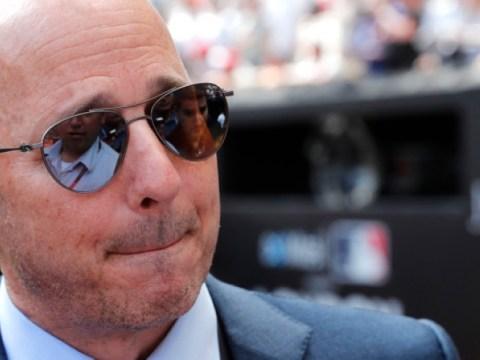 Brian Cashman, Yankees GM (Photo: Charles Wenzelberg)