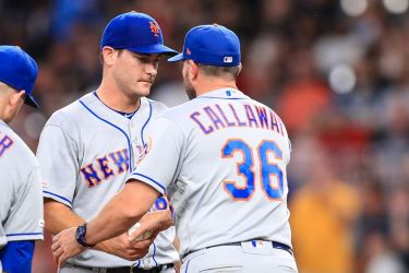 Mickey Callaway: A Fateful Decision 8/14/19 (Photo: New York Daily News)
