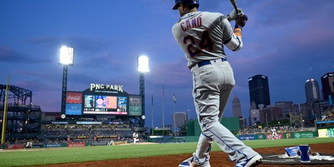 Robinson Cano and the Miracle at Citi Field (Photo: New York Daily News)