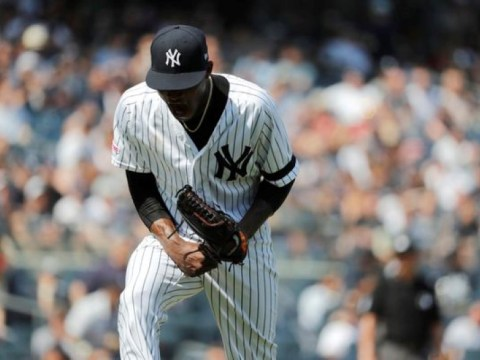 Domingo German, Yankees Starting Pitcher (Photo: NJ.com)