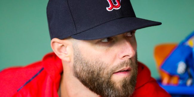 Dustin Pedroia, Key figure in the Yankees-Red Sox Rivalry (Photo by Adam Glanzman/Getty Images)