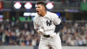 Gleyber Torres - The Sky Is The Limit? (Photo: SNY TV)
