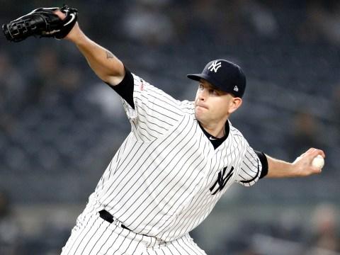 James Paxton, Yankees starting pitcher (Photo: New York Post)