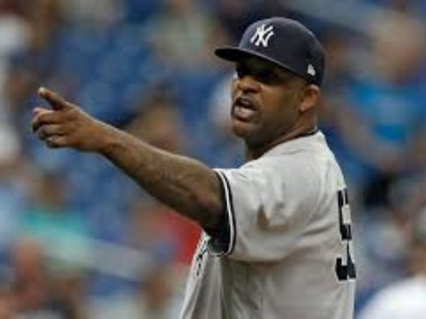 CC Sabathia - A Yankees Warrior (Photo: Deadspin)
