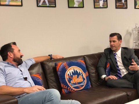 Will The Callaway/Van Wagenen Team Crumble (Photo: mets360.com)
