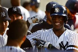 Cameron Maybin - Rejuvenated As A Yankee (Photo: New York Post)