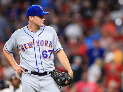 Seth Lugo, Mets Dominant Reliever (Photo by Carmen Mandato/Getty Images)
