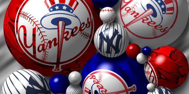 New York Yankees (Photo: wallpaper.net)