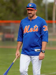 Mickey Callaway, Spring Training 2018 (Photo: myrecordjournal.com)