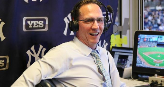David Cone - YES Analyst (Photo: YES Network/E. H. Wallop)