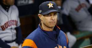 Joe Espada, Mets Managerial Candidate (Photo: New York Daily News)
