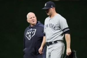 Yankees all too familiar scene 2019 (Photo: Elsa/Getty Images)