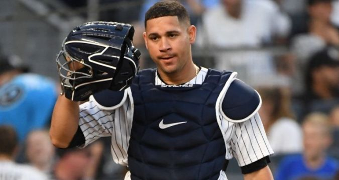 Gary Sanchez, NY Yankees ( Photo Credit: Kathleen Malone-Van Dyke)