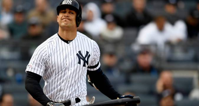 Giancarlo Stanton - Yankees Failed Experiment (Photo: northjersey.com)