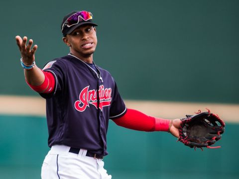 Yankees target - Francisco Lindor 2020 (Photo: LetsGoTribe)