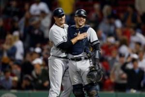 Yankees back-up catcher - Austin Romine (Photo NY Daily News)