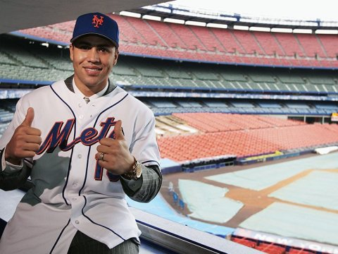 Carlos Beltran - Mets Manager (Photo: Latino Sports)