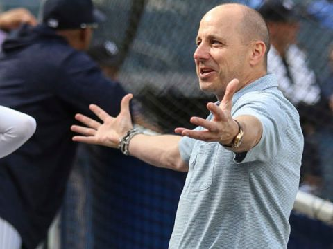 Brian Cashman - the man with a magic touch (Photo: nesn.com)