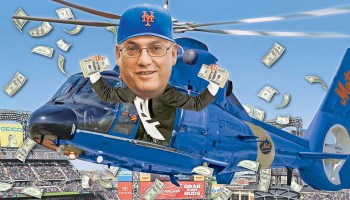 Mets: Let the good times roll (Photo: AP/New York Post composite)