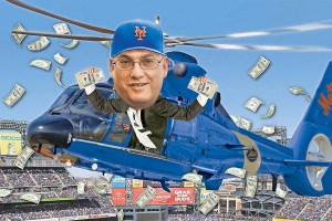 Mets: Let the good times roll? (Photo: AP/New York Post composite)