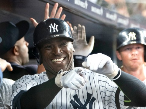 Didi Gregorius - gone forever? (Photo: New York Post)