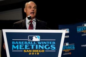 Rob Manfred - Reorganizing the minor leagues (Photo: Forbes)