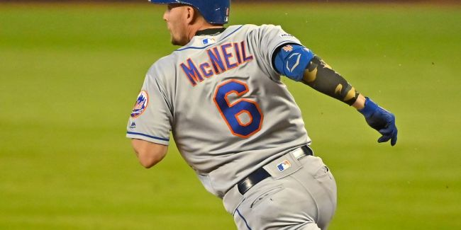 Jeff McNeil - A Mets Mainstay (Photp: Amazin Avenue