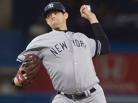 Yankees lefty starter Jordan Montgomery (Photo: nj.com)