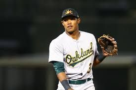 Addison Russell before it all began (Photo: athleticsnation.com)