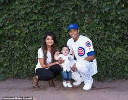 Addison Russell - Yesterday and today? (Photo: dailymail.co.uk.com)
