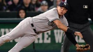 Yankees third baseman Gio Urshela makes all the difference