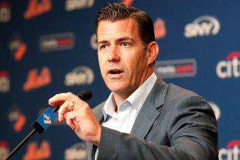 Mets GM Brodie Van Wageneen (Photo: New York Post)