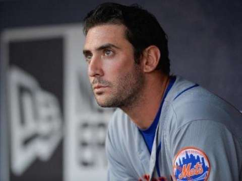 Matt Harvey - A career on the brink (Photo: Forbes)