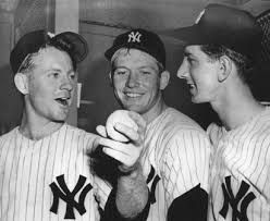 The Manhattan Posse - Ford, Mantle, and Martin